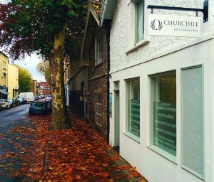 Churchill Wealth Management Offices