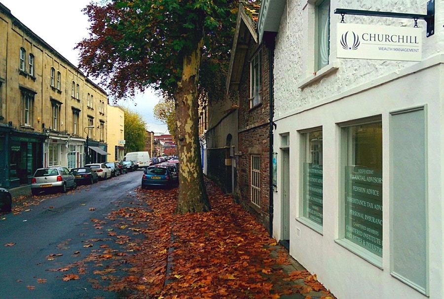 Churchill Wealth Management - 13 Alma Vale Rd, Bristol BS8 2HL, United Kingdom
