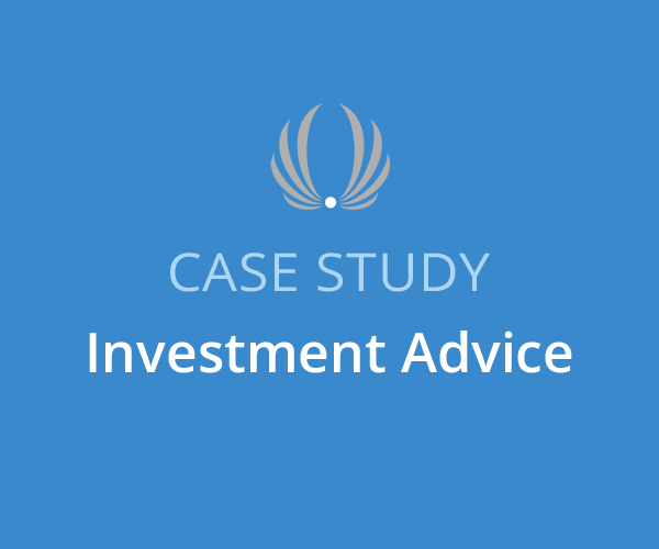 Investment Advice Case Study