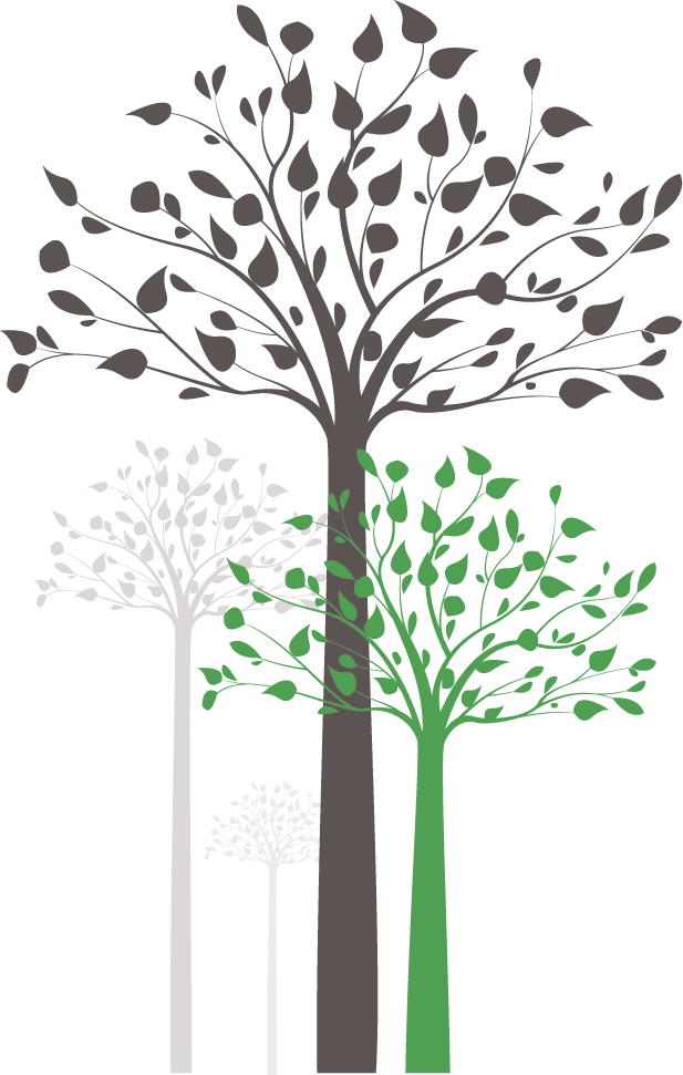 Ethical Investing Bristol - Tree Illustration