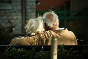 Senior couple - Pensioners