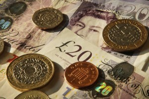 UK borrowing below expectations in October