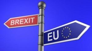 Brexit EU signs