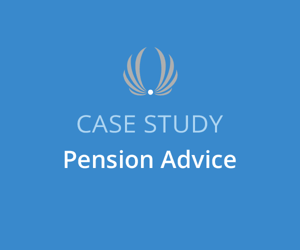 pension advice case study