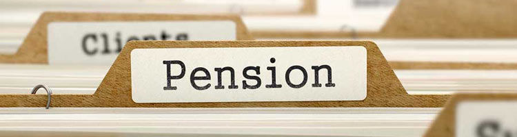 Pension - Files, documents