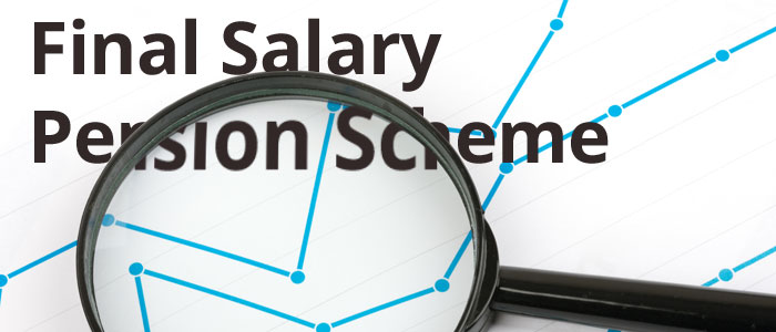 final salary pension